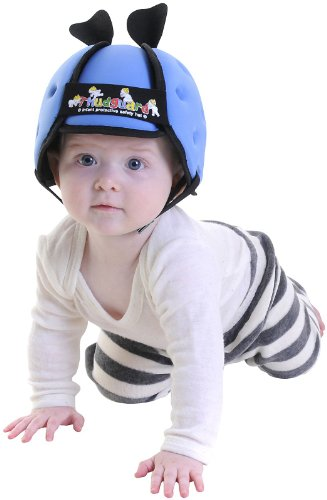 Thudguard ハイハイヨチヨチ専用ヘルメット サッドガード ブルー