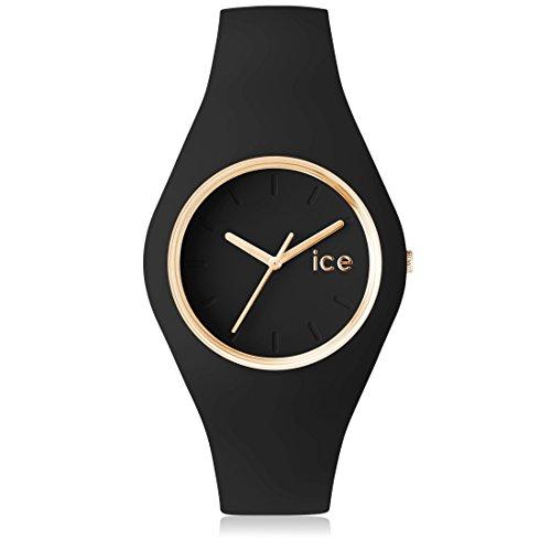 [アイスウォッチ]ICE-WATCH アイスグラム ブラック(ユニセックス) ICE.GL.BK.U.S【正規輸入品】