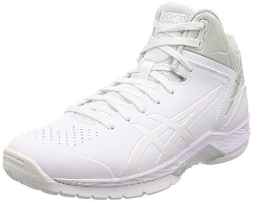 [アシックス] バスケットシューズ GELTRIFORCE 3 メンズ ホワイト/ホワイト 26.5 cm 3E