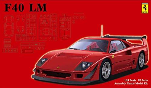 フジミ模型 1/24 リアルスポーツカーシリーズNo.114 フェラーリ F40 LM プラモデル