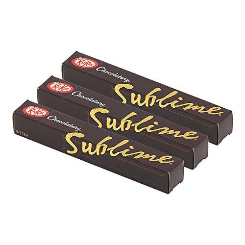 【キットカット】 ショコラトリー サブリム ビター×4箱
