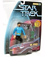 Mirror Mirror Universe Mr. Spock with Goatee Beard Star Trek Warp Factor Series 3 Action Figure by Star Trek