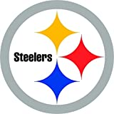 """Pittsburgh Steelers nfl footballスポーツアート装飾ビニールステッカー12"""" x 12"""""""