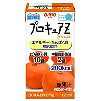 日清 プロキュアZ みかん味 125ml