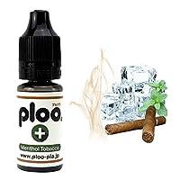 国産 電子タバコ リキッド Menthol Tobacco Hard メンソールたばこ ハード 最高品質の天然素材 たばこ葉使用 10ml Vape ploo+