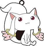 魔法少女まどか☆マギカ ラバーキーホルダー キュゥべえ