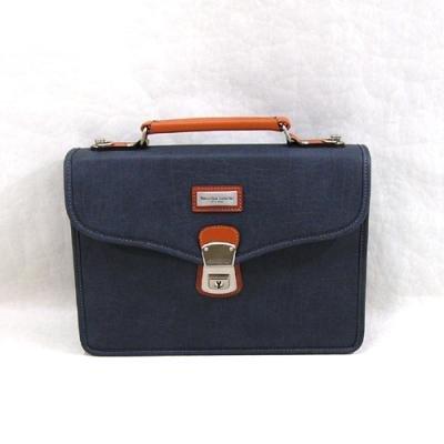 鞄/カバン ブリーフケース 日本製 シンプル ヴァレンチノ ...