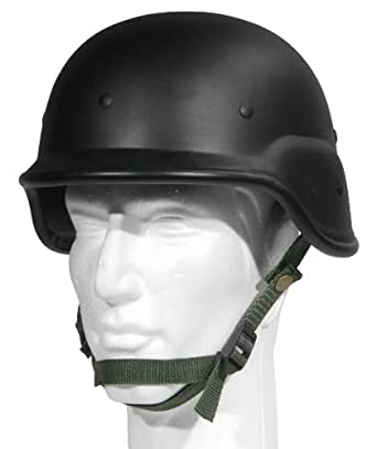 [Jack-Army]正規代理店 サバゲー 基本 装備[SWAT M88 フリッツヘルメット]黒 ミリタリー サバイバル