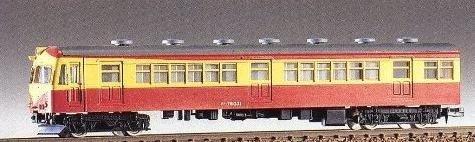 Nゲージ 202 新潟ローカル国電70系6輌セット (未塗装車体キット)