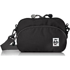 [チャムス] ショルダーバッグ Eco Shoulder Pouch II CH60-2525-K001-00 K001 ブラック