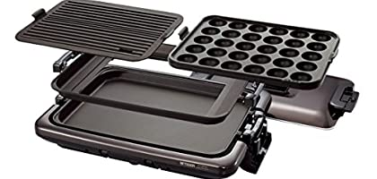 焼肉、タコ焼き、焼きそばも!多機能で便利な、おすすめの電気ホットプレートは? -家電・ITランキング-