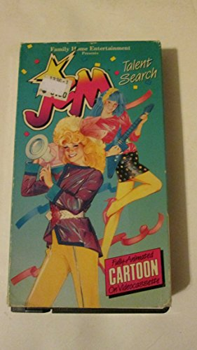 Jem and the Holograms [VHS] [Import]
