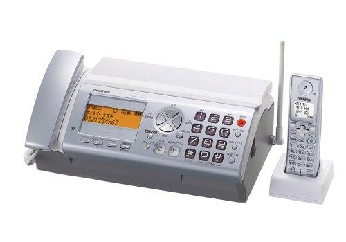 ブラザー 普通紙ファクス FAX-330DL デジタルコードレス子機1台 FAX-330DL