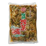 マニハ しょうゆ漬(刻み) 味付ザーサイ 1kg