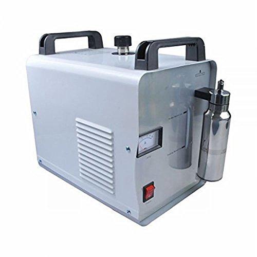 300W 75L酸素水素HHOガス火炎発電機アクリル研磨機ウ...