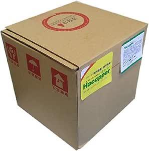 【Amazon専売】次亜塩素酸水 ハセッパー 10L QBボックス (200ppm)