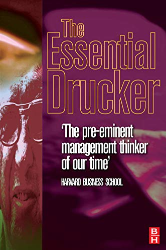 Essential Drucker (English Edition)