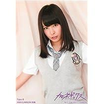 NMB48 公式生写真 カモネギックス 店舗特典 HMV/LAWSON Type-B 【山田菜々】