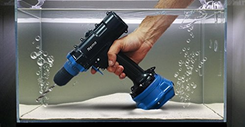 Nemo V2 Swimming Pool and Spa Underwater Power Drill - PSV2-18-3Li-5 [並行輸入品]