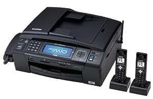 BROTHER Mymio A4インクジェットFAX複合機 デジタル子機2台 MFC-935CDWN