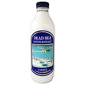 デッドシー・バスソルト 1kg(約10回分)【DEAD SEA BATH SALT】死海の塩/入浴剤(入浴用化粧品)
