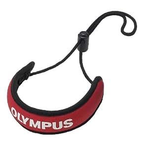 OLYMPUS ハンドストラップ レッド PST-EP01 RED