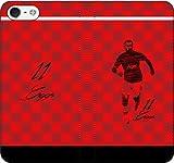 iPhone/Xperia/Galaxy/他機種選択可:サッカー/ラフィティ手帳ケース(デザイン:Uマンチェスター/11番_01) 05 iPhone7