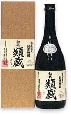 【四合】 雪小町「類蔵」 25度 / 福島県 焼酎 【翌日出荷可能品】