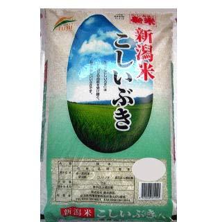 令和元年新潟県産こしいぶき (こしいぶき, 10kg)