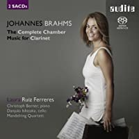 Brahms: The Complete Chamber Music for Clarinet by Ferreres (2013-03-26)