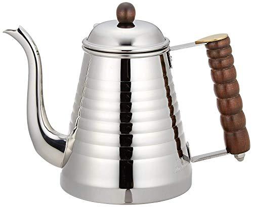 カリタ Kalita コーヒー ドリップポット シルバー 1L