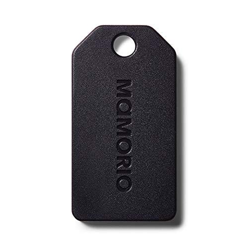 【2019年新モデル】MAMORIO 世界最小クラスの紛失防止タグMAMORIO第三世代 (1個, Charcoal Black)/MAMORIO ...