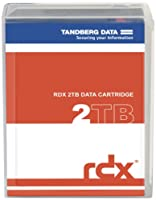 Tandberg Data RDX 2TB カートリッジ 8731