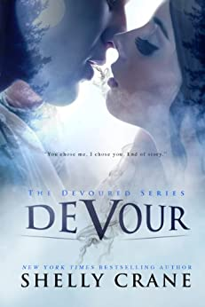 Devour (The Devoured Series Book 1) by [Crane, Shelly]