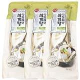 蔘鶏湯用材料 70g × 3袋 スビン サムゲタン材料 『スビン』漢方草|参鶏湯用 漢方材料(1袋・70g、約3~4人前) 原産国 韓国