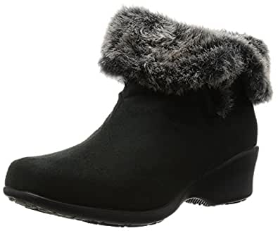 [マインリラックス]MINE RELAX WINTER BOOTS MIW 1220 B (黒/24.5)