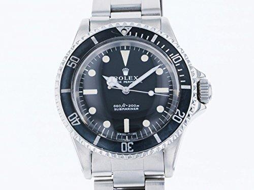 ロレックス ROLEX サブマリーナ ヴィンテージ アンティーク 5513 ブラック文字盤 メンズ 腕時計 中古