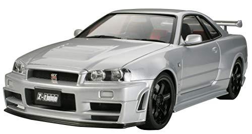 タミヤ 1/24 スポーツカーシリーズ No.282 ニスモ R34 GT-R Zチューン プラモデル 24282