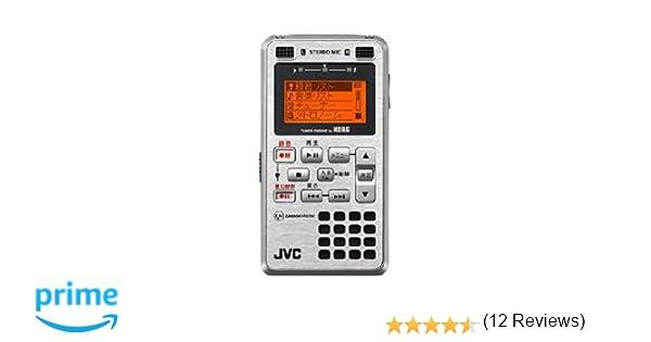 レッスンマスター JVC XA-LM10 16GB microSDHCカードプレゼント! ホワイト
