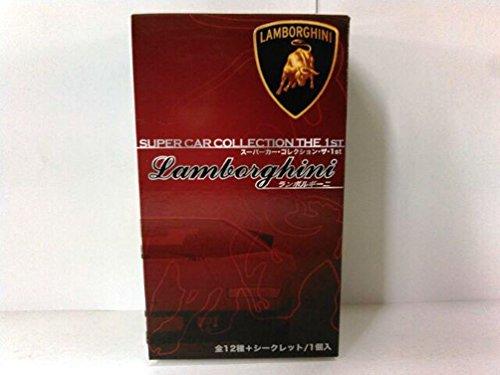 スーパーカーコレクション・ザ・1st ランボルギーニ B版 BOX