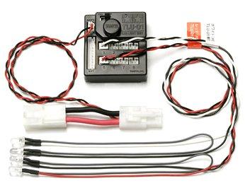 OPパーツ OP909 LEDライトユニット(TLU-01) 53909