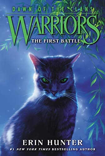 Download Warriors: Dawn of the Clans #3: The First Battle (English Edition) B00DB2WPF2