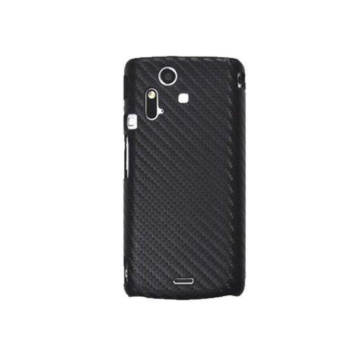 プラタ スマートフォンケース メンズ 小物 スマホケース Xperia acro エクスぺリア アクロ用 ブラック