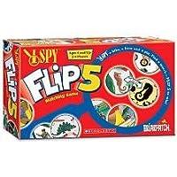 I Spy Flip Five Game