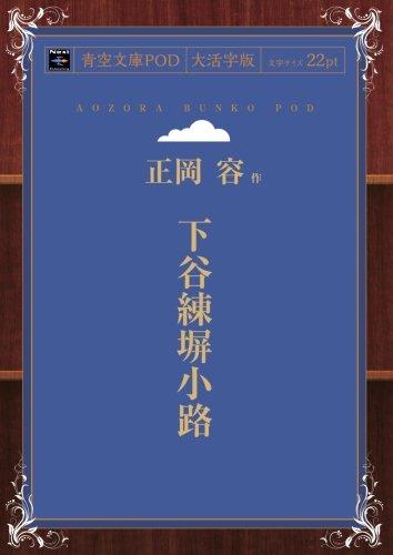 下谷練塀小路 (青空文庫POD(大活字版))