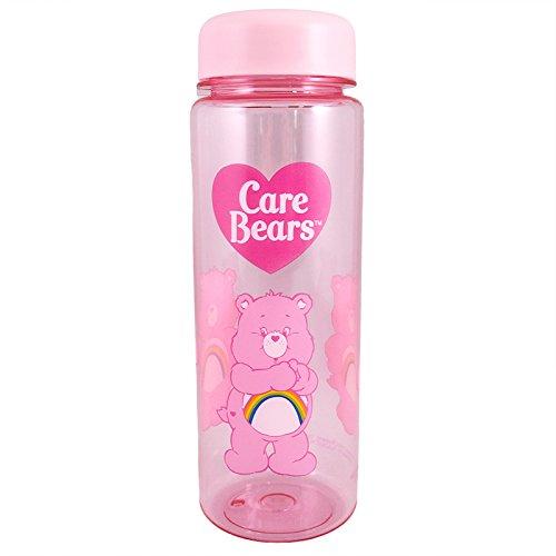ケアベア ウォーターボトル 水筒 ピンク CAR-1200