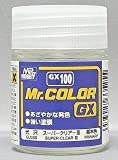 Mr. Color GX100 Super Clear III 18ml paint by Mr. Hobby by Mr. Hobby
