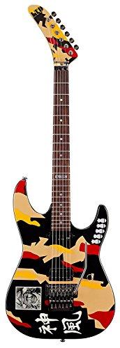 ESP LTD GL200K George Lynch シグネチャー Kamakazi エレキ ギター エレクトリックギター [並行輸入品]