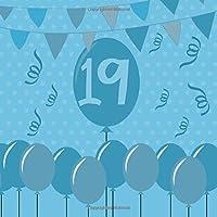 19: libro degli ospiti per il tuo compleanno