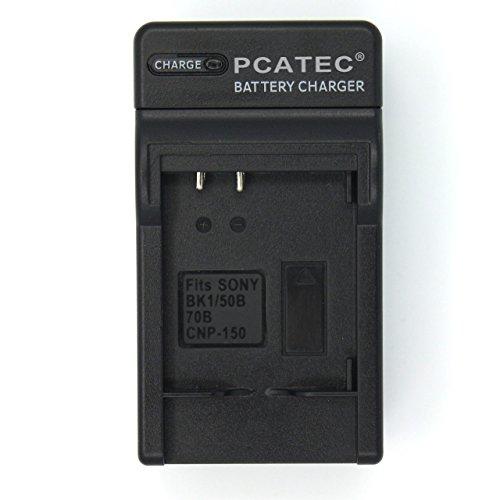 【PCATEC】 PENTAX D-Li92/OLYMPUS Li-50B 対応互換急速充電器